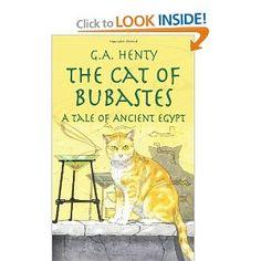 The Cat of Bubastes: A Tale of Ancient Egypt (Dover Children's Classics): G. A. Henty: 9780486423630: Amazon.com: Books