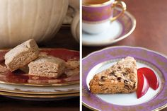 TeaTime Magazine - Fall for 5 of Our Favorite Autumn Scones