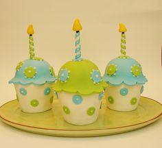 Cupcake Cakelets