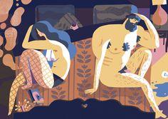 Nobrow 9 - Owen Davey Illustration