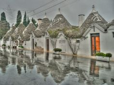 Alberobello | 28 Towns In Italy You Won't Believe Are Real Places