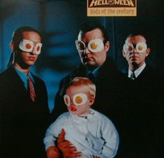 Funny album cover. silly people..