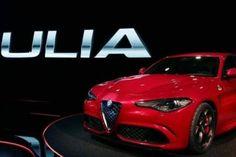 Рейтинг лучших автомобилей в Европе. ALFA ROMEO GIULIA.