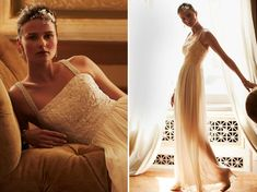 BHLDN's ballet-inspired Fall collection: love this dress + headpiece