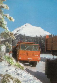 Tatra T813 8x8 S1 Central Europe, Cool Trucks, Czech Republic, Car Ins, Motor Car, Techno, Automobile, Snow, Vehicles