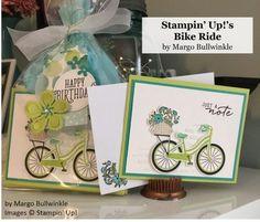 Bike Ride by Margo Bullwinkle