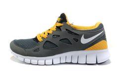 best service d58b2 fd471 Nike Free Run + 2 Running Homme