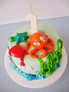 Tort urodzinowy: Podwodny Świat