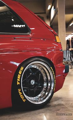 Volkswagen Golf Mk1, Vw Mk1, Lifted Golf Carts, City Golf, Golf Mk2, Audi Sport, Vw Cars, Golf Humor, Unique Cars