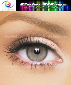Cocoa Colorways contact lenses change your eye color dark brown