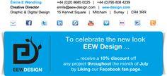Professional Email Signature, Email Signatures, Surrey, Creative Director, Bar Chart, Digital, Design, Bar Graphs, Design Comics
