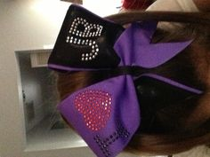 Justin beiber Cheerleading bow!!!