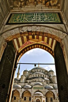 s-k-y-e-runner:    co-e-x-i-s-t-i-n-g:    little-sweet-sunshine:    Sultan Ahmed Mosque (Blue Mosque), Istanbul, Turkey.    ☮ Serene Nature here ☮    ☾ḮЙᴅḮΣ ☪ БΘĦϴ☽