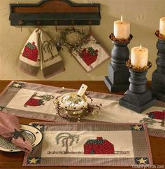 Homestead Kitchen Decorating Theme
