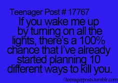 or switching off the fan or pulling the blanket off me!! Ugh!! that makes me soo mad!!  I can kill!!😈😤