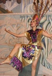 Trajes Aztecas Para Mujeres | Trajes aztecas, concheros, trajes prehispanicos, danzas aztecas