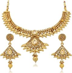 a83fc784f96bc 7 Best Beautiful Necklace sets for women images | Beautiful ...