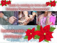 I've got a personal inventory as well as the items on my website... Do yourself a favor and check out my website!  www.paparazziaccessories.com/31119