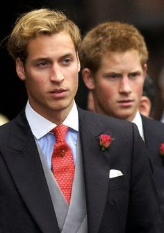 my favourite royals .....DIANA'S BOYS -- PRINCE WILLIAM AND PRINCE HARRY.......SHE WOULD HAVE BEEN SO PROUD OF THEM...............ccp