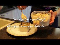 """Antónia Mačingová - ochutnajte """"Kapra s citrónovou kôrou"""" - YouTube Pesto, Cheese, Youtube, Food, Diet, Essen, Meals, Youtubers, Yemek"""