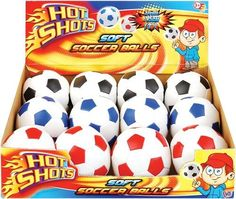 Soft football toys http://www.wfdenny.co.uk/p/soft-football-toys/5058/