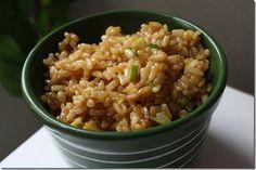 Asian Brown Rice
