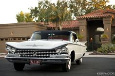 1959 Buick LeSabre Convertible Maintenance/restoration of old/vintage vehicles: the material for new cogs/casters/gears/pads could be cast polyamide which I (Cast polyamide) can produce. My contact: tatjana.alic@windowslive.com