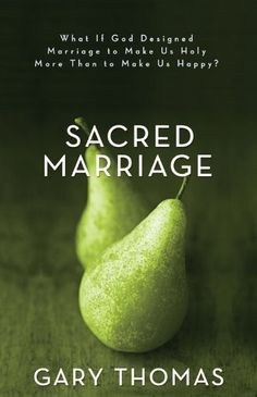 Sacred Marriage: What If God Designed Marriage to Make Us Holy More Than to Make Us Happy? by Gary Thomas, http://www.amazon.com/dp/B0037YLBNQ/ref=cm_sw_r_pi_dp_mMCcrb17MSKAR