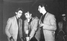 The Quarrymen are a British skiffle/rock and roll group, formed by John Lennon in Liverpool in which eventually evolved into the Beat. Birth Of The Beatles, The Beatles 1960, Beatles Love, Beatles Photos, John Lennon Beatles, George Harrison, Paul Mccartney, Ringo Starr, Beatles Bible