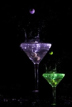 Mardi Gras Drink Recipes