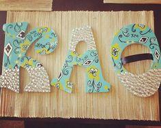 pureΚΑΘ sugar ♡ Sorority Crafting, Sorority Girls, Sorority Paddles, Sorority Life, Phi Sigma Sigma, Kappa Alpha Theta, Phi Mu, Kappa Delta