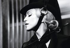 Madonna...I saw this a few years back hanging up in Z Gallery, in a huge size, and I just loved it