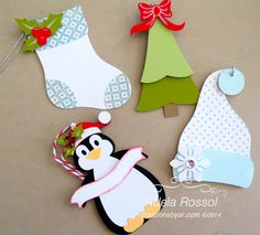 WINTER TAG SET email adela@creationsbyar.com if interested in template.