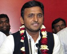 Image conscious Akhilesh Yadav begins 'clean up' :Lucknow: Two days before he