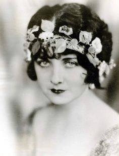 Alice Terry, 1920's (1899-1987). American film actress who began her career during the silent film era, appearing in thirty-nine films between 1916 and 1933.