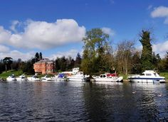 Harleyford Estate Marina Moorings