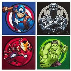 Marvel Canvas, Marvel Wall Art, Avengers Poster, Marvel Avengers, Marvel Bedroom, Marvel Coloring, Square Canvas, Star Wars Cookies, Canvas Material