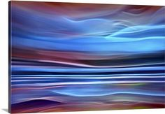 """""""Dusk"""" by Ursula Abresch captures fine art photography brimming with mood and atmosphere. See more at CanvasOnDemand.com."""