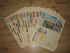 Czasopismo młodzieżowe Świat Młodych Poland, Childhood, Memories, Times, History, Travel, Magazines, Memoirs, Infancy