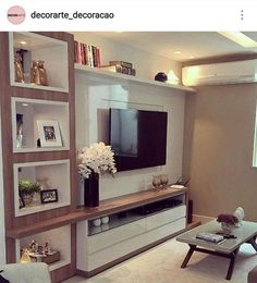 Best Small Living Room Furniture Placement With Tv Apartment Therapy 45 Ideas Small Living Room Furniture, White Bedroom Furniture, Living Room Tv, Bedroom Decor, Bathroom Furniture, Kitchen Furniture, Wall Decor, Entryway Furniture, Tv Decor