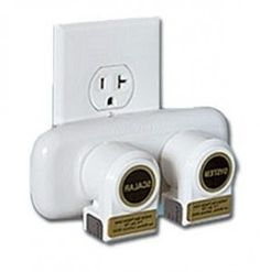 This is a Home EMF Protection System. It is designed to work throughout your entire home and is a product benificial to people experiencing unexplained health symtoms, immune system distorders, and other serious diseases that may be caused by the electricity around us.