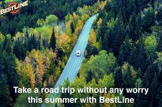 Cross the state, cross the country this summer! You won't have to worry about your vehicle when you use BestLine Products! We've done all the worrying for you! www.BestLineProducts.com #RoadTrip #Travel #Car #Auto #Maintenance #NoWorries