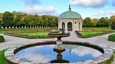 Hofgarten, Munich, Bavaria, Germany (© Rüdiger Hess/geo-select FotoArt) | 1 Photo 1 Day