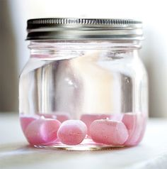 bubble gum infused vodka...thinking of my older brother with this one ;-)