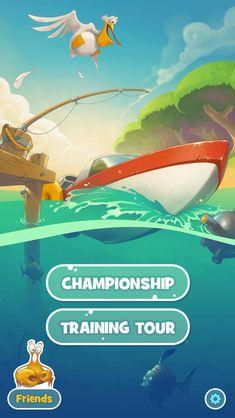 Little Boat River Rush游戏应用,来源自黄蜂网http://woofeng.cn/