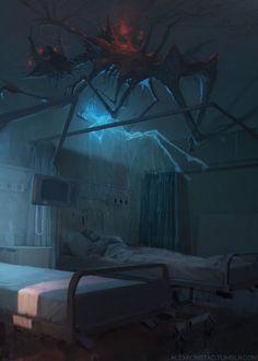Monster concept art cthulhu 49 Ideas for 2019 Dark Fantasy Art, Fantasy Kunst, Dark Art, Arte Horror, Horror Art, Lovecraftian Horror, Eldritch Horror, Arte Obscura, Call Of Cthulhu