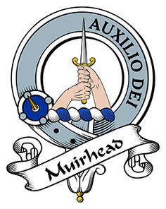 Muirhead Family Crest apparel, Muirhead Coat of Arms gifts