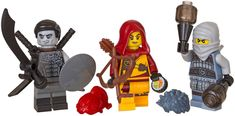 LEGO Ninjago Accessory Pack (853687) http://www.flickr.com/photos/tormentalous/32951551381/