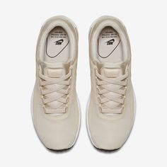 """Nike Sportswear heats up a tasty new look for the women's Air Max Zero in """"Oatmeal"""". We're guessing you find this oatmeal not too hot or cold, but """"just right"""" for this latest look on the concept sneaker combining vintage … Continue reading →"""