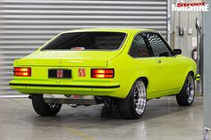 Mark House built this street driven, elite level LX Torana hatch at home in his shed in 12 short months Big Girl Toys, Girls Toys, Holden Muscle Cars, Holden Torana, Australian Muscle Cars, Car Places, Race Engines, For Sale Sign, New Engine